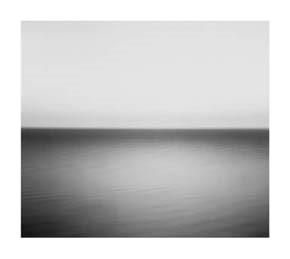 Hiroshi Sugimoto seascape